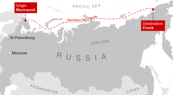 Russia plans to tow a nuclear power station to the Arctic. Critics dub it a 'floating Chernobyl' Capture-51