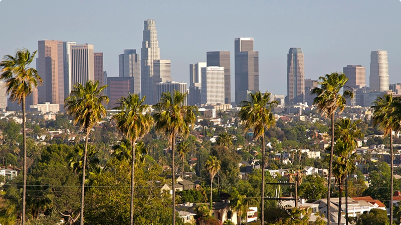 Los Angeles County Officials Announce Three Week Stay-at-Home Order Image-73