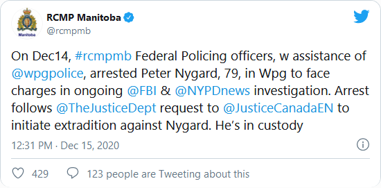 Pedophile Peter Nygard, the Canadian Epstein, Arrested for Child Sex Trafficking Image-422