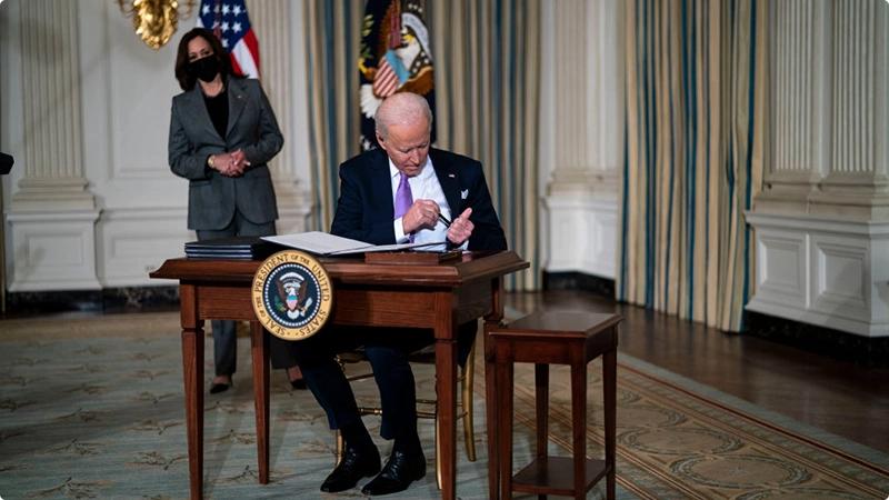 Biden Signs Executive Order To Ban The Term 'China Virus' Image-822