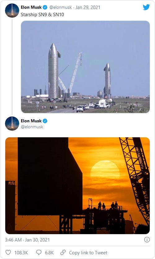 After Elon Criticizes Biden's FAA, Biden's DoJ Launches Investigation Alleging SpaceX Discriminates Against Non-US Citizens Image-926