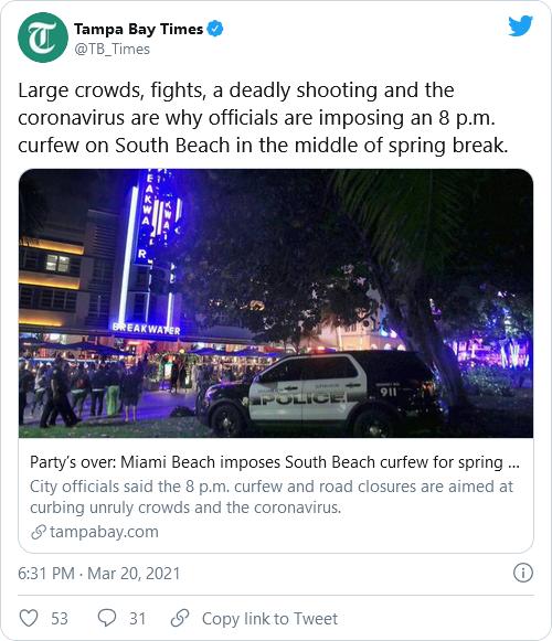 SWAT Team Moves In As Spring Breakers Commit Violence, Destroy Restaurants Image-565