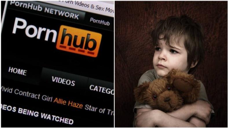 Whistleblower: Pornhub Tells Content Moderators Not to Report Child Porn to Authorities