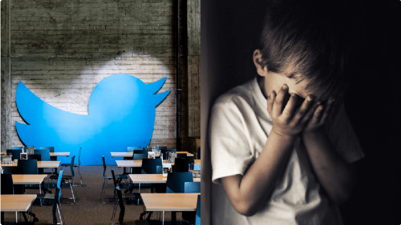Second Child Sex Abuse Survivor Says Twitter Allowed Child Porn On Platform, Joins Lawsuit