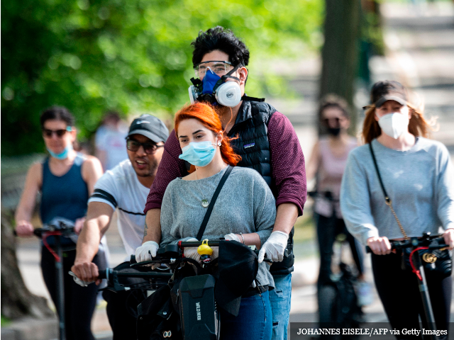 Nolte: Mass. Town Keeps Outdoor Mask Mandate Despite CDC Ruling