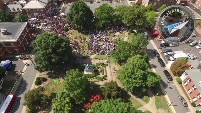 Never-Before-Seen Drone Footage from Charlottesville 2017 Protests Reveals Enormous Extent of Media Lies and Propaganda Image-264