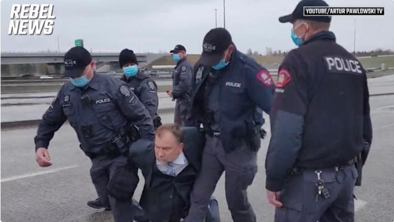 Canadian Pastor Arrested  Image-468