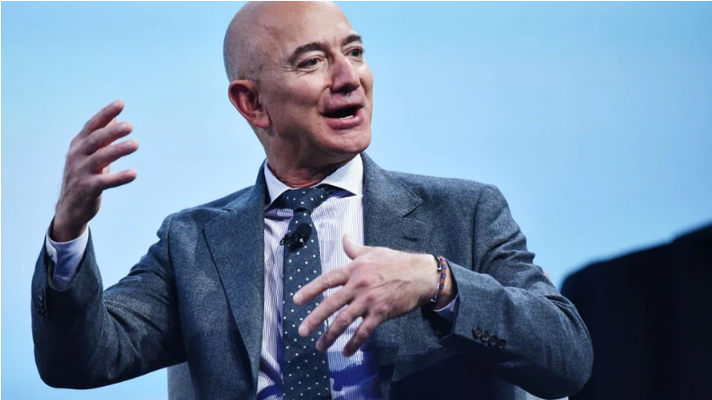 Jeff Bezos Heading To Space After Resigning As Amazon CEO Image-310