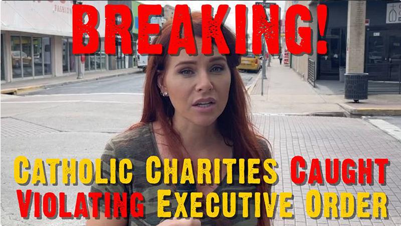 Catholic Charities Caught Violating Executive Order Image-2190