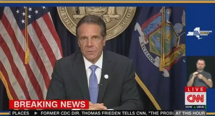 BREAKING: New York Governor Andrew (Killin' Grannies Smackin' Fannies) Cuomo RESIGNS  Image-518