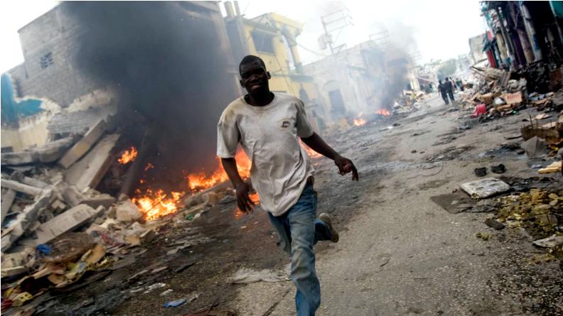 BREAKING: Massive Earthquake Hits Haiti Image-785