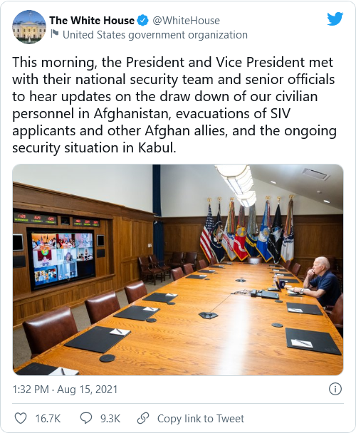 HOLY SHIT! A Reporter Actually Notices Something! Serious Discrepancies With Clocks in Biden's Camp David Photo Image-974