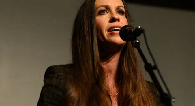 Alanis Morissette Admits Music Industry Is Run by Elite Pedophiles: 'They're ALL Child Rapists' Image-1188