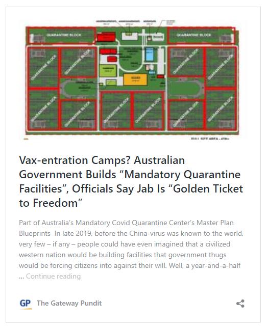 An Inside Look at Australia's 'Mandatory Quarantine Camps Image-1238