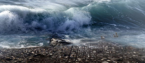 Could The Volcanic Eruption In The Canary Islands Create A Giant Tsunami That Hits The East Coast? Image-1536