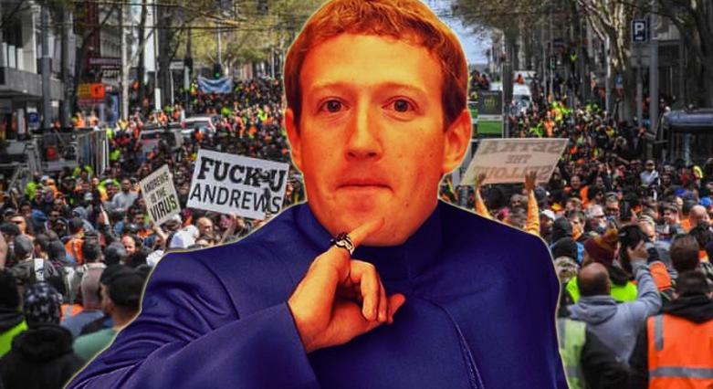 Facebook Blocks Aussie Orange Vests From Livestreaming Protests Image-1754