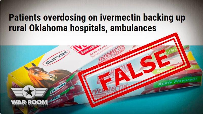 Independent Investigator Debunks Ivermectin Overdose Story Image-393