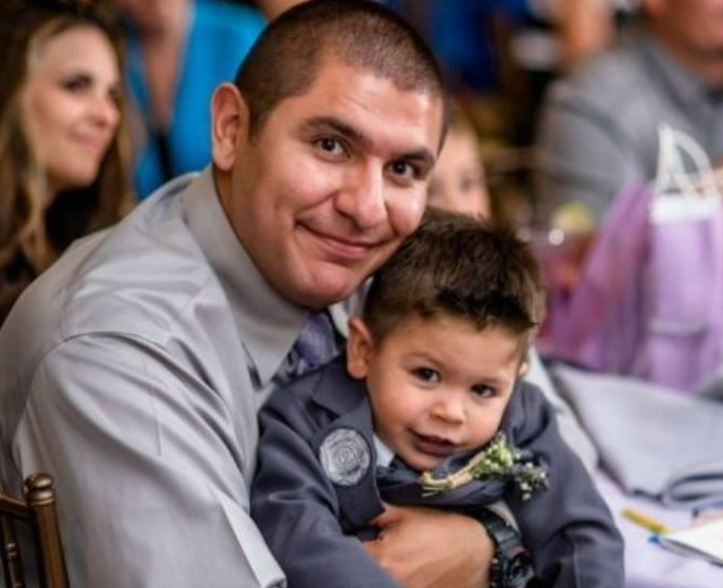 Denver Police Officer and Father of Four Takes the Jab and Now Cannot Walk Image-253